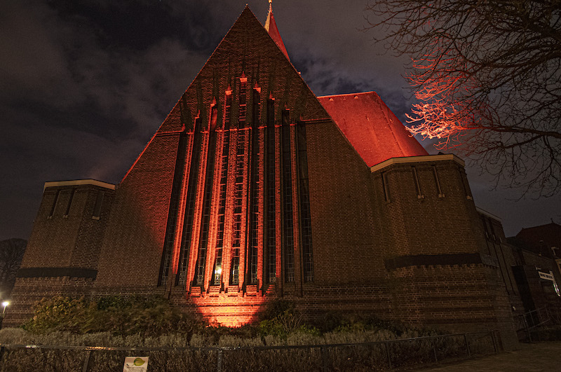 Red Wednesday (25 oktober) - Ontmoetingskerk BOZ